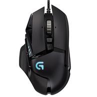 带RGB炫光  ,罗技 G502 游戏鼠标