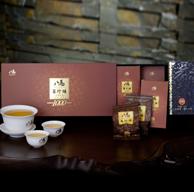 2件 八马茶业 赛珍珠1000 安溪铁观音礼盒装133g