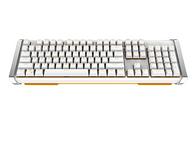 全LED背光:james donkey 有线背光机械键盘104键 青轴