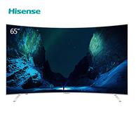 18日0点:Hisense 海信 65寸 4K 液晶电视 LED65EC880UCQ