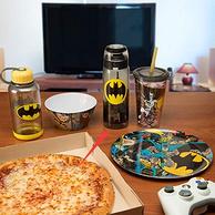 凑单品:Zak Designs 蝙蝠侠运动水壶