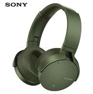 AI主动降噪、22小时续航: SONY 索尼 MDR-XB950N1 无线蓝牙降噪耳机