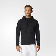 21日0点:adidas 阿迪达斯 男士 针织夹克 S98783