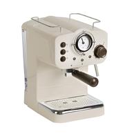 在?#26131;?#24847;式浓缩:网易严选 复古半自动意式咖啡机