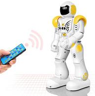 唱歌+跳舞+英文+朗诵:豆豆象 DX9020 儿童智能遥控机器人