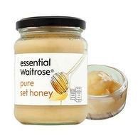 英国皇家认证:454gx3件 Waitrose 维特罗斯 结晶蜂蜜