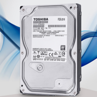 0点:东芝 1TB 7200转 32M SATA3 台式机 机械硬盘DT01ACA100