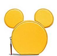 COACH 蔻馳 Disney 米奇造型零錢包