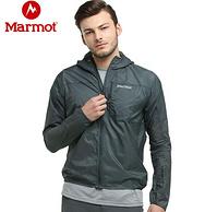 Marmot 土拨鼠 S51190 男子皮肤衣 385元包邮(吊牌价1099元)