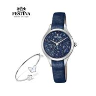 FESTINA 法斯蒂納 F20409/2 女士石英手表+手镯套装