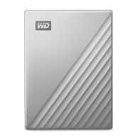 0点 历史低价: WD 西部数据 My Passport Ultra 2.5英寸 移动硬盘 Type-C精英版 4TB 999元包邮,送50元E卡和硬盘包