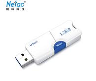 部分地区有货 盖帽一体 文件加密: 朗科 128GB USB3.0 U盘 U905