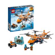 LEGO City 城市系列 极地空中运输机 60193
