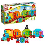 LEGO 乐高 得宝系列数字火车10847