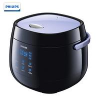 25日0点、可做酸奶:2L PHILIPS 飞利浦 HD3060/00 迷你电饭煲