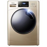 限PLUS会员:Hisense 海信 10公斤变频滚筒洗衣机 HG100DAA125FG