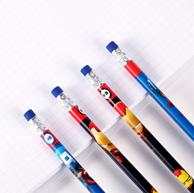 Disney 迪士尼 漫威系列 儿童 HB铅笔 50支