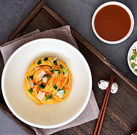 韩国 bibigo 希杰 韩式海鲜拌面+酱汤拉面 230gx5包