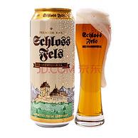 德国进口:瓦尔堡 啤酒小麦白啤500mlx8瓶