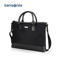 0点:Samsonite 新秀丽 男士 拼接款 公文包