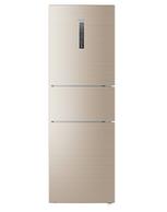 风冷无霜+双变频+wifi:Haier 海尔 258L 三门冰箱 BCD-258WDVMU1
