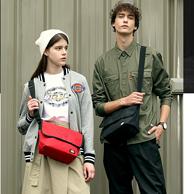 多色可选:Dickies 男女时尚邮差包 C021