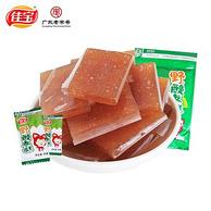 绿色食品认证,佳宝 野酸枣糕1斤(约66包) 券后19.9元包邮