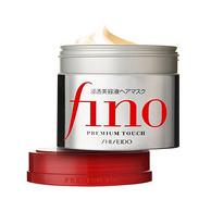 修护受损发质,4件 日本 资生堂 Fino 高效渗透护发膜230g