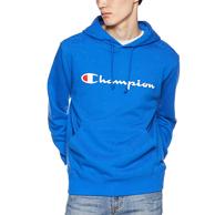 限M码,Champion 冠军牌 日本Basic线  男?#30475;?#26825;连帽卫衣C3-J117
