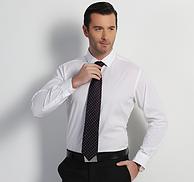 CK制造商 免烫衬衫:鲁泰 佰杰斯 男士新疆长绒棉衬衫