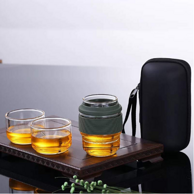 榕力 创意便捷式旅行茶具套装