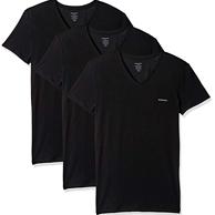 限XS码:Diesel 迪赛 男士 打底 T恤 3条装