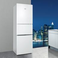 0点:西门子 232升 定频 三门冰箱BCD-232(KG23N111EW)