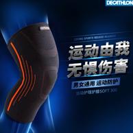 12日:Decathlon 迪卡儂 男女通用 運動護膝