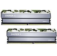 降200!芝奇 DDR4 3200频 16G(8Gx2) 台式机内存