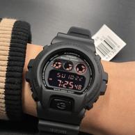 Casio 卡西欧 G-Shock系列 男士 运动腕表DW-6900MS-1DR