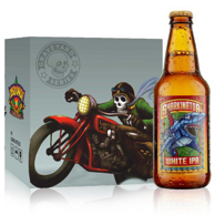 限Plus会员,355mlx6瓶 x2件 Lost Coast 迷失海岸 机械大鲨鱼小麦IPA啤酒