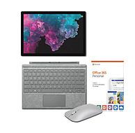 值哭!Surface Pro 6 (i5+8GB+128GB) + 签名版键盘 + 鼠标 + Office 365