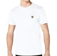 Lyle & Scott苏格兰金鹰 男士纯棉短袖T恤 4色