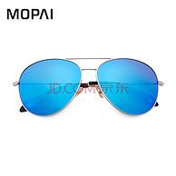 REVO镀膜+UV400防紫外线!MOPAI 偏光太阳镜