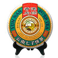 台湾金点奖:虎标 五号 金芽普洱茶357g