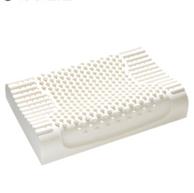 93%天然乳胶:苏宁 泰国天然乳胶颗粒按摩枕