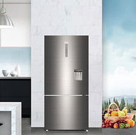 18日0点:Haier 海尔 BCD-495WDEA 两门冰箱 459升