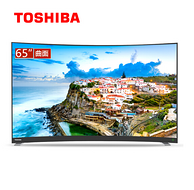 Toshiba 东芝 65英寸 4K 曲面 液晶电视 65U6780C