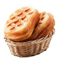 1kgX3件 ,星搭档 奶昔味夹心手撕面包 礼盒装
