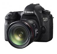 Canon 佳能 EOS 6D 全画幅单反套机