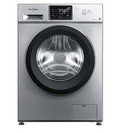 0点 10kg+bldc变频+1级能效: Midea 变频滚筒洗衣机 MG100V331DS5