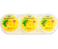 马来西亚原装进口,ZEK 果肉布丁 凤梨味 255g 3杯