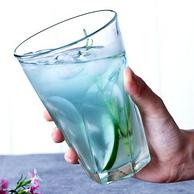 买1送1,Libbey 利比 玻璃杯414ml