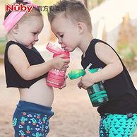 进口tritan材质,Nuby 努比 宝宝吸管杯 360ml
